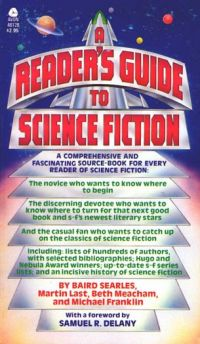 Обложка A Reader's Guide to Science Fiction by Baird Searles, Beth Meacham, Martin Last and Michael Franklin