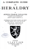 """A Complete Guide to Heraldry"" by Arthur Charles Fox-Davies"