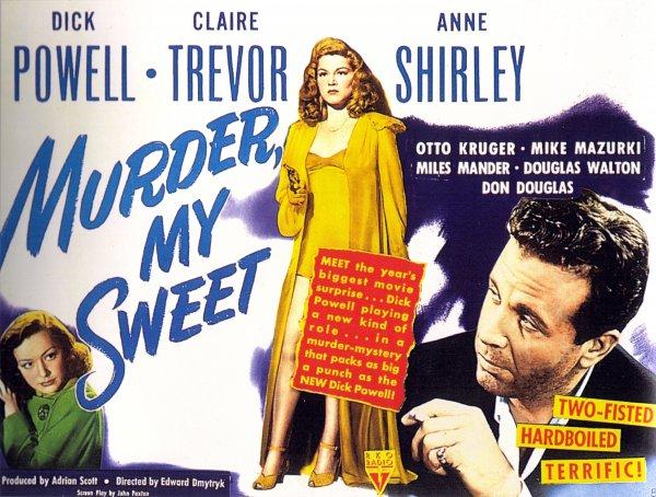 """Murder, My Sweet"", 1945 (1944)"