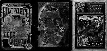 Самиздат «Цитатель бога смерти», «Колдовской мир», «Наездники драконов» (т.е. «Всадники Перна»)