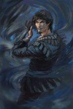 Сюжетные иллюстрации: «Джек Теней» Роджера Желязны: Джек и Утренняя звезда